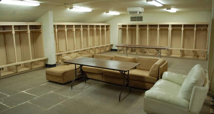 Palm Springs Power Baseball Home Locker Room