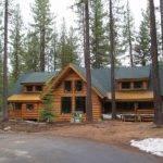 Panelized Log Homes Advantage Home Kit