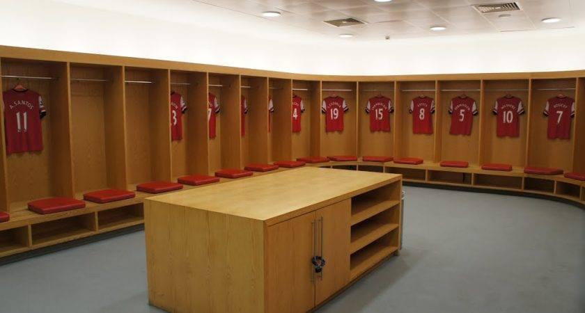 Panoramio Home Locker Room Emirates Stadium