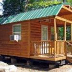 Park Model Mobile Home Log Breckenridge Cabin Trailer Price