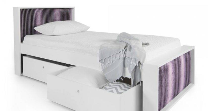 Parker Bed Low Footboard Ducduc