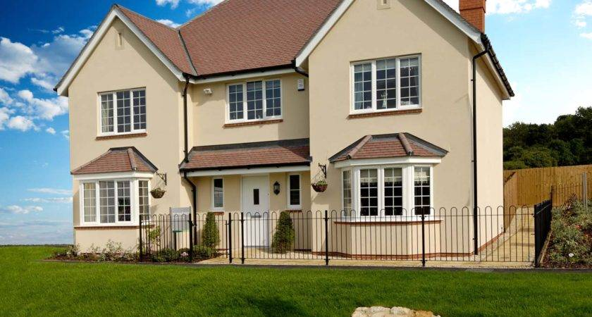 Part Exchange Your House New Persimmon Home