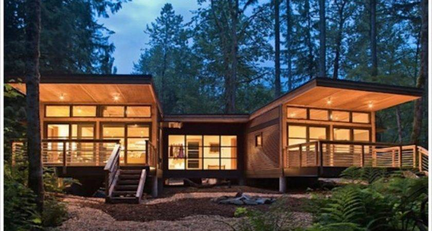 Passive Solar Modular Home Designs Green Off Grid Small