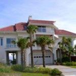 Pensacola Beach Hermosa Homes Mediterrean Villa Palm Tree
