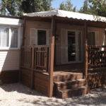 Peupliers Campsite Berth Cosalt Harmony Mobile Home