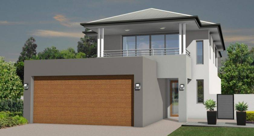 Phoenix Double Storey Designs Broadway Homes