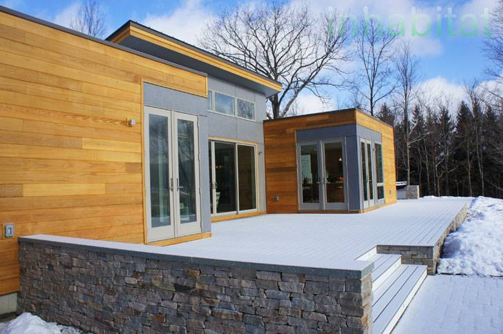Photos Blu Homes Opens East Coast First Prefab Breezehouse
