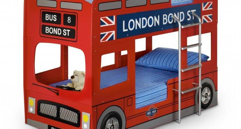 Pics Photos City Bus Fun Bunk Beds