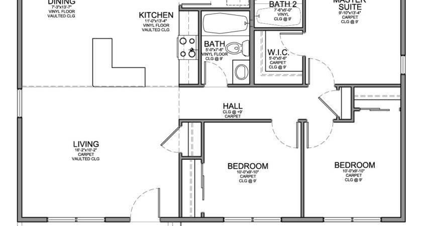 Pics Photos Small Bedroom House Floor Plans