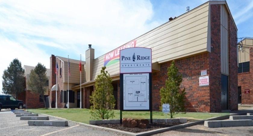 Pine Ridge Community Apartments Amarillo Apartment