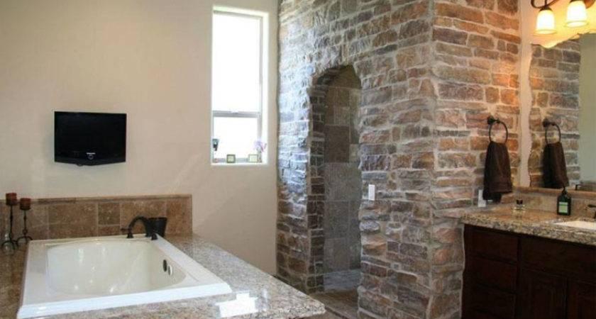 Pink Bathroom Designs Design Walk Shower