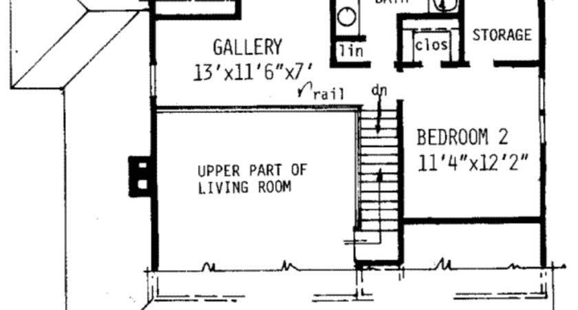 Plan Beds Baths Upper Floor
