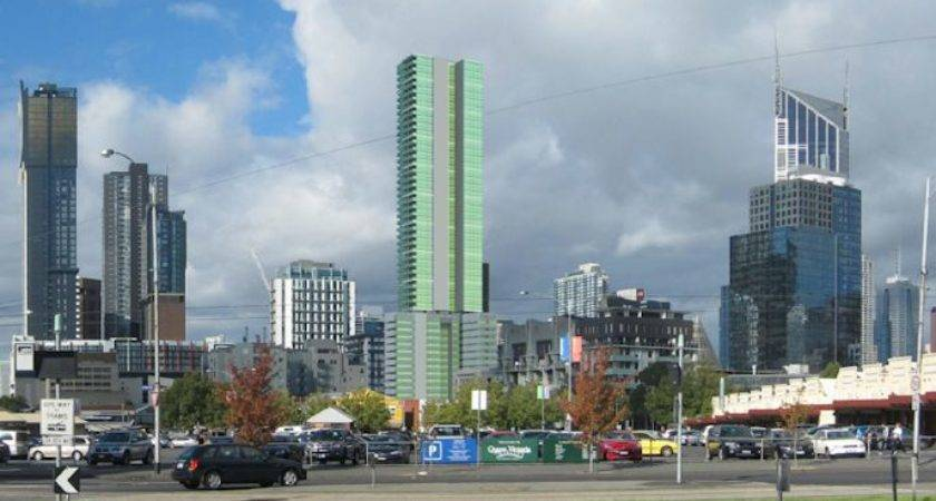 Planning Application Pelham Street Carlton Urban Melbourne