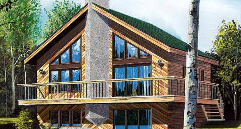 Planning Ideas Modified Frame House Plans Elevation