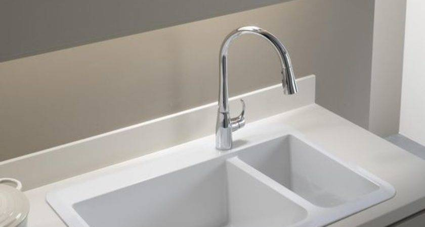 Plumber Composite Materials Offer Kitchen Sink Options