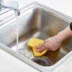 Polish Stainless Steel Sink Flour Kitchn