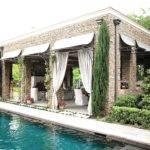 Pool Cabana Transitional Aidan Gray Home