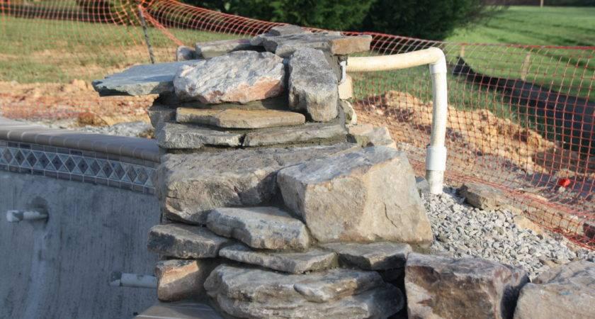 Pool Waterfall Problemcustom Builder Questions
