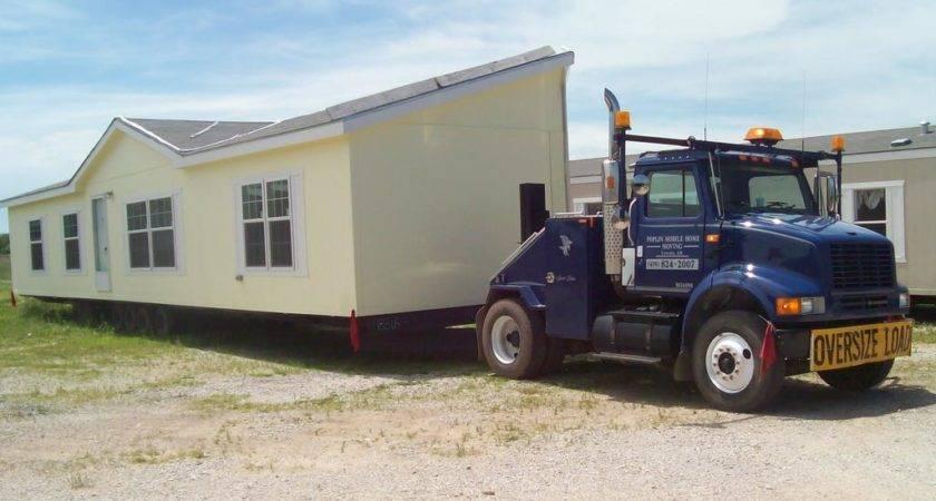 Poplin Mobile Home Moving