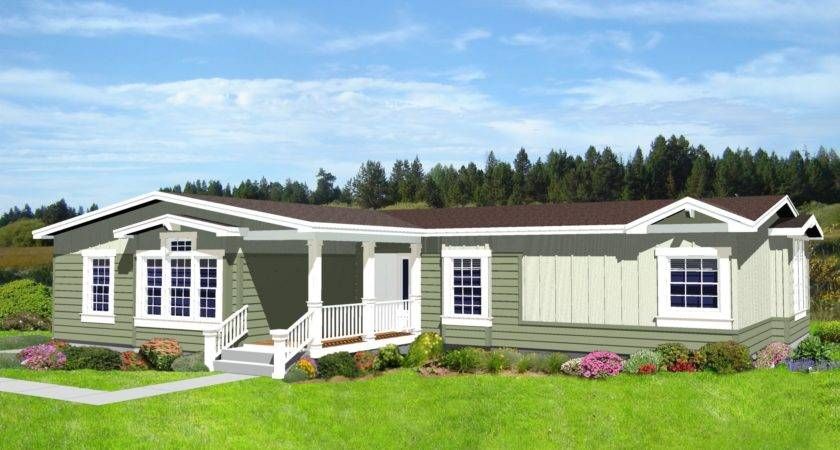 Porch Available Hud Code Manufactured Home Modular
