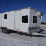 Portable Office Trailer Mobile Jobsite Trailers