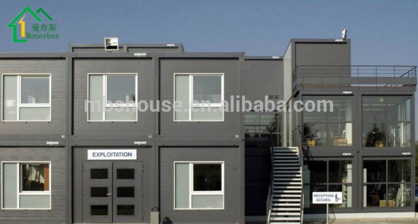 Portable Small Cheap Prefabricated Container Houses Prices Sale
