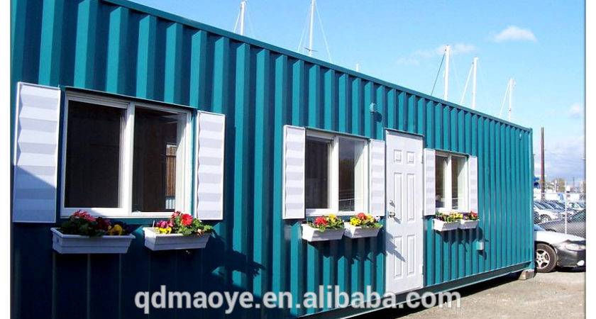 Pre Made European Prefab Shipping Container House Sale Buy