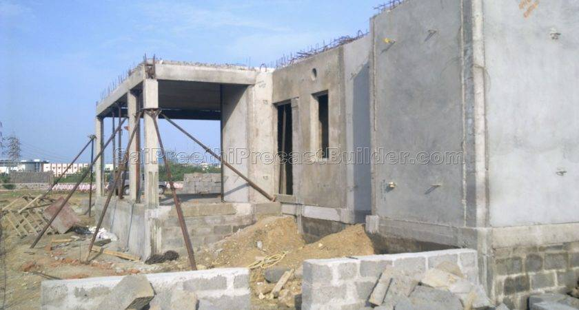 Precast Builder Residential Concrete Individual Homes