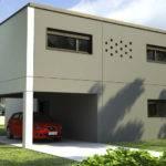 Precast Concrete Residential Homes