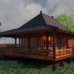Prefab Bali Houses Eco Cottages Gazebos Design