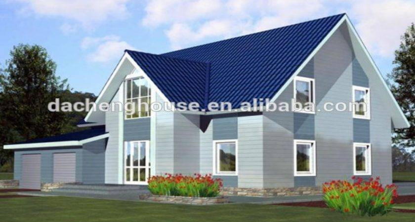 Prefab Beach Cottages House Bungalow Prefabricated