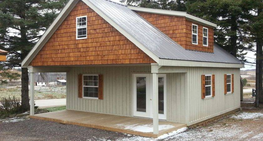 Prefab Bunkies Cabins Cottages Delivered Ontario