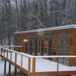 Prefab Cabin West Virginia Livemodern Your Best Modern Home