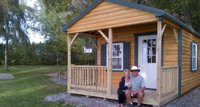 Prefab Cabins Bunkies Ontario