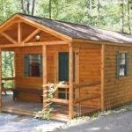 Prefab Cabins Log Hunting Garages