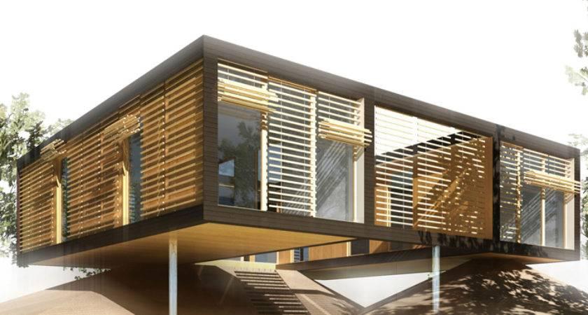 Prefab Frame House Kit Joy Studio Design
