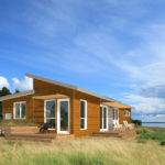 Prefab Home Exterior Credit Blu Homes