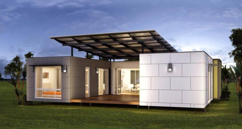 Prefab Homes California Small Modular Prefabricated Manufactured