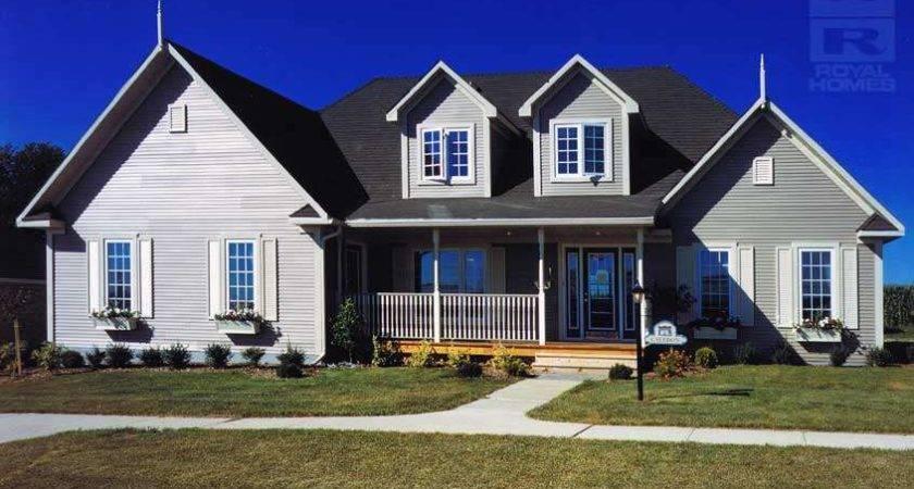 Prefab Homes Modular Canada Royal