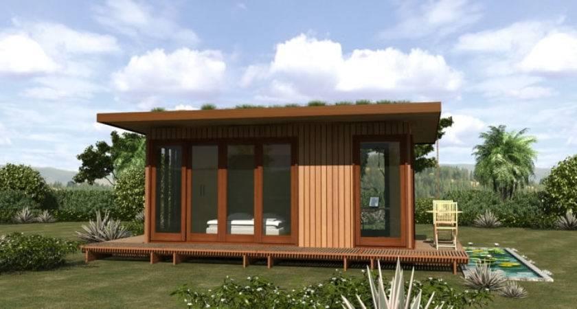 Prefab Kit Homes Green Garages