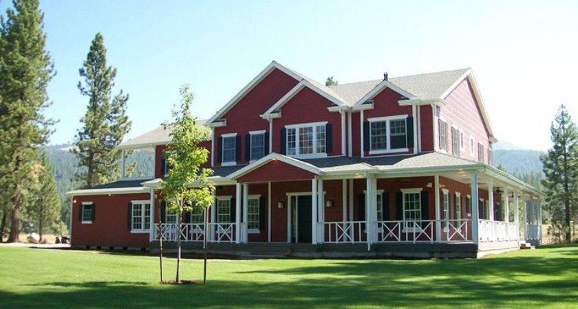 Prefab Modern Farmhouse Design Iron Town Homes