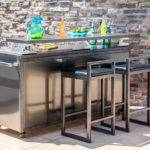 Prefab Outdoor Kitchen Grill Islands Akomunn