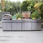 Prefab Outdoor Kitchen Island Home Designs