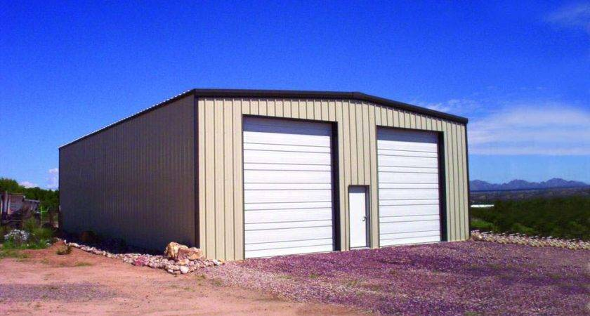 Prefab Steel Garages Metal Garage Kits
