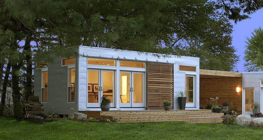Prefabricated Additions Homes Modern Modular Home