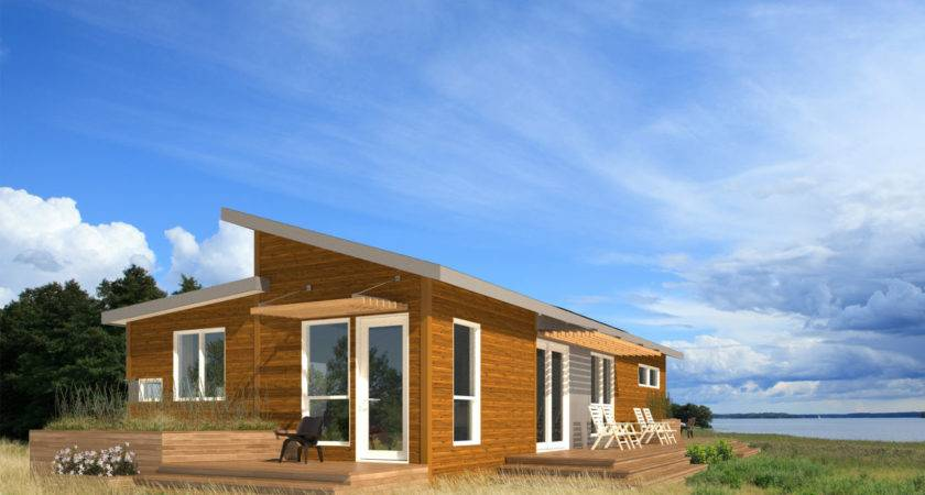 Prefabricated Homes Less Expensive