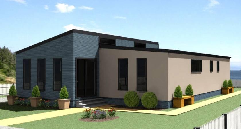 Prefabricated Modular Home Addition Modern