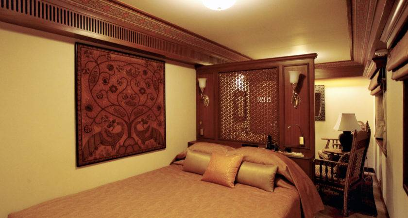 Presidential Suite Aboard Maharajas Express