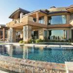 Pretty Houses Pools Modern Home Pool