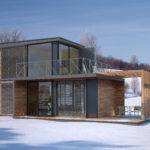 Private House Larus Modulhus Mobile Modular Houses